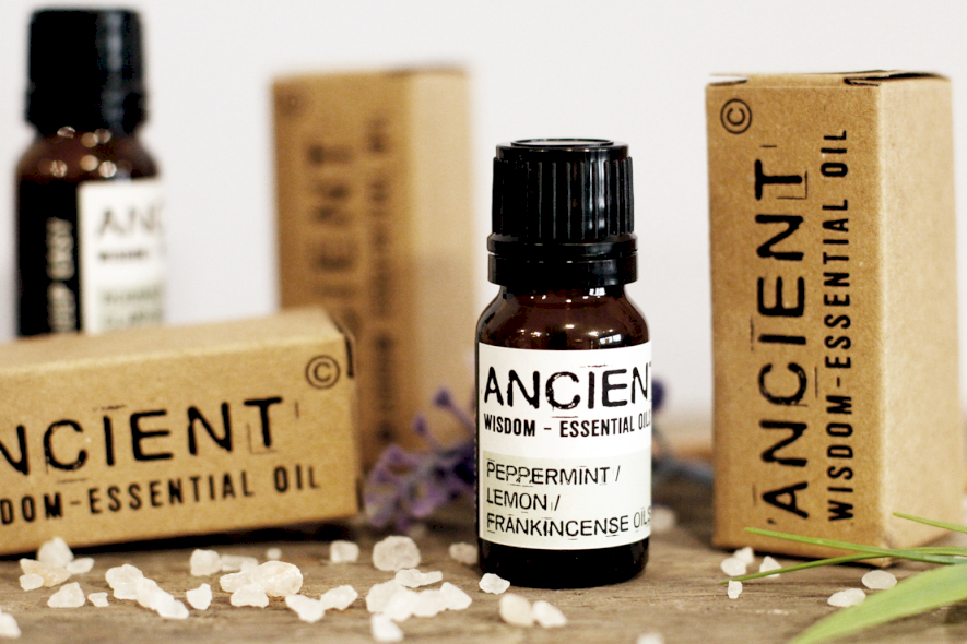 Premium Essential Oil Blends - Ancient Wisdom Dropshipping