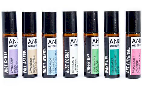 Roll-Ons Essential Oil Blends  - Ancient Wisdom Dropshipping