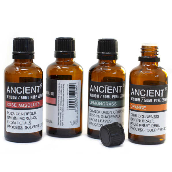Professional 50ml Essential Oil - Ancient Wisdom Dropshipping