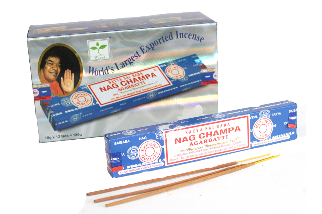 nag champa incense Ancient Wisdom Dropshipping