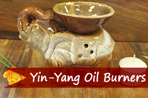 Yin-Yang Value Oil Burners - Ancient Wisdom Dropshipping - Dropship Gifts