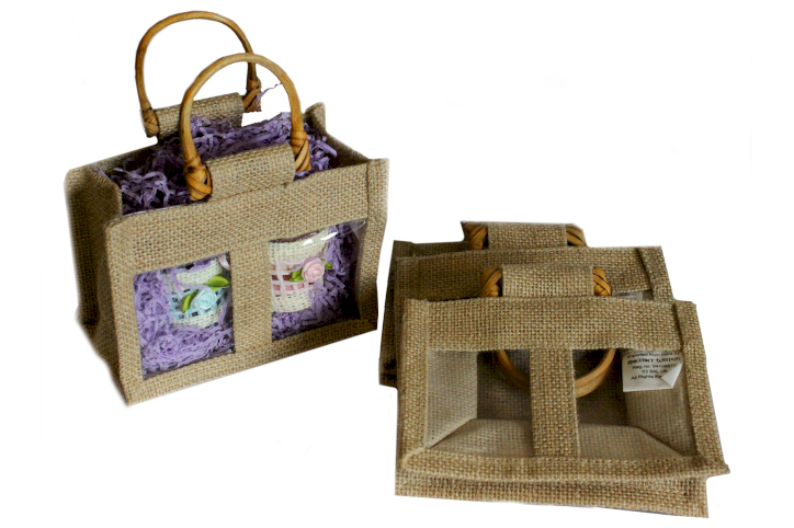 Jute Gift Bags - Ancient Wisdom Dropshipping