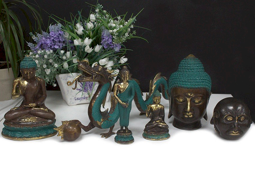 Brass Fengshui Objects - Ancient Wisdom Dropshipping