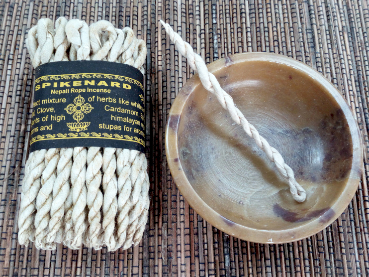 pure herbs incense ropes Ancient wisdom Dropshipping