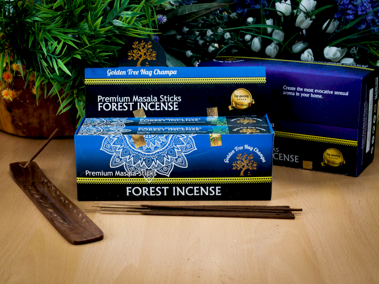 golden tree incense Ancient Wisdom Dropshipping