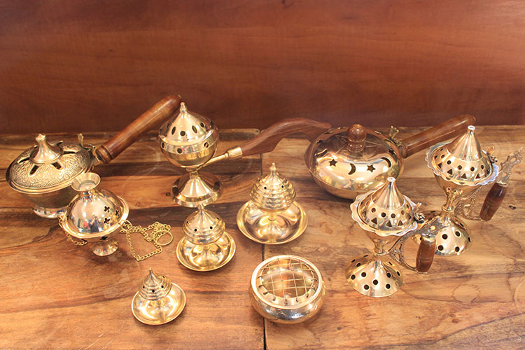 brass incense burners Ancient wisdom Dropshipping