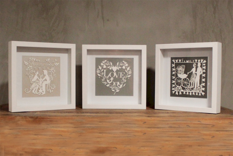 Paper Cutout Picture Frames - Ancient Wisdom Dropshipping