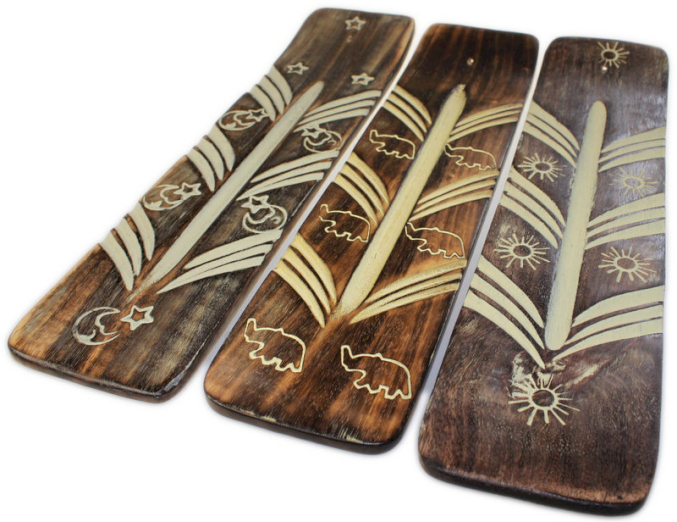 wooden incense holders Ancient wisdom Dropshipping