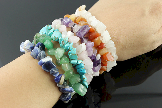 Chip Stone Bracelets - Ancient Wisdom Dropshipping