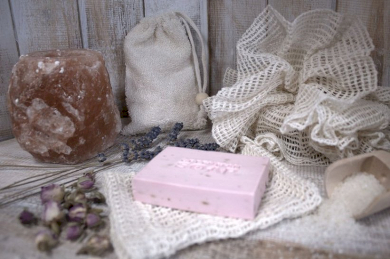 Natural Soap Bags and Scrunches - Ancientwisdom Dropshipping