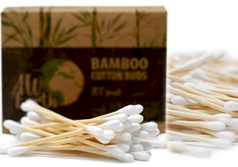 Bamboo Toothbrush & Bamboo Cotton Buds - Ancient Wisdom Dropshipping