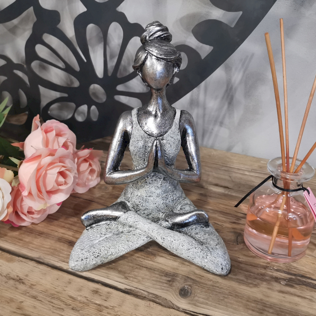 Yoga Lady Figures - AWDropshipping