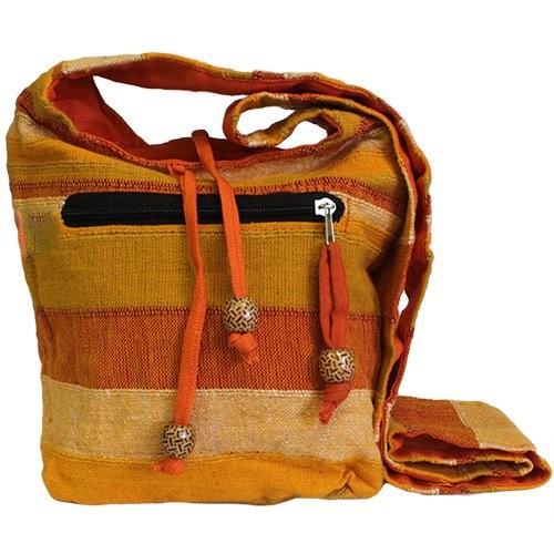Nepal Sling Bag Sunrise Orange