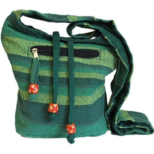 Nepal Sling Bag Forest Green