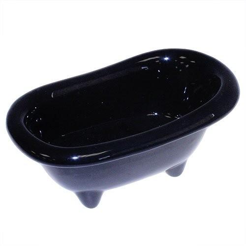 Ceramic Mini Bath Black