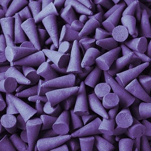 Bulk Incense Cones Violet