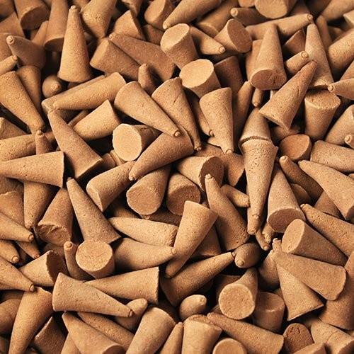Bulk Incense Cones Orange and Cinnamon
