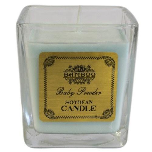 Soybean Jar Candles Baby Powder