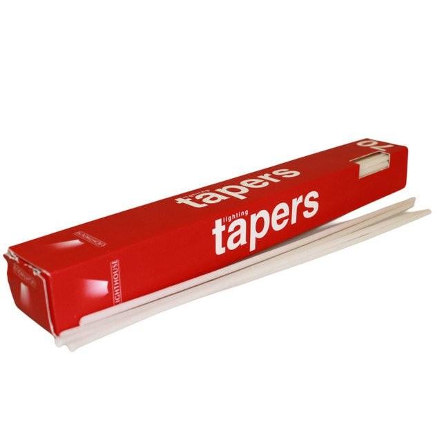 Lighting Tapers box of 70