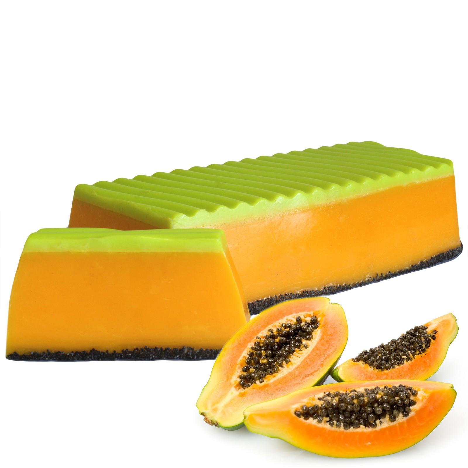 Tropical Paradise Soap Loaf Papaya