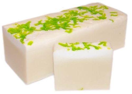 Apple and Elderflower Soap Loaf