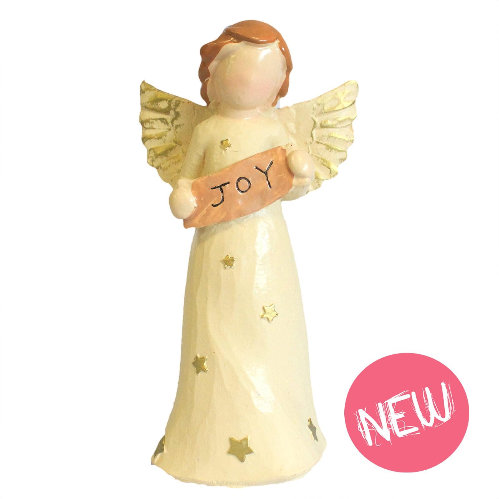 Xmas Natures Angels Joy