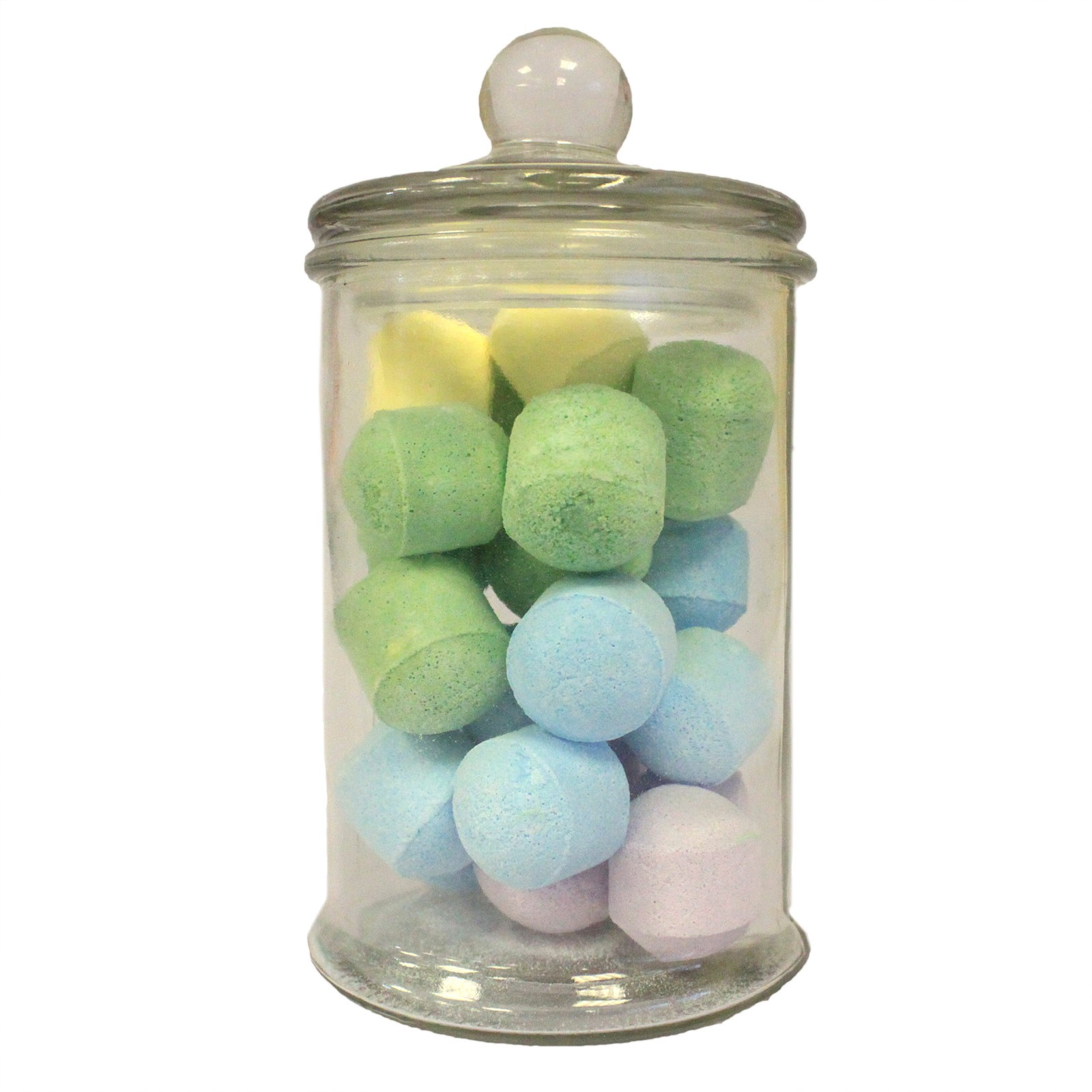 Candy Jars Large Classic Clear