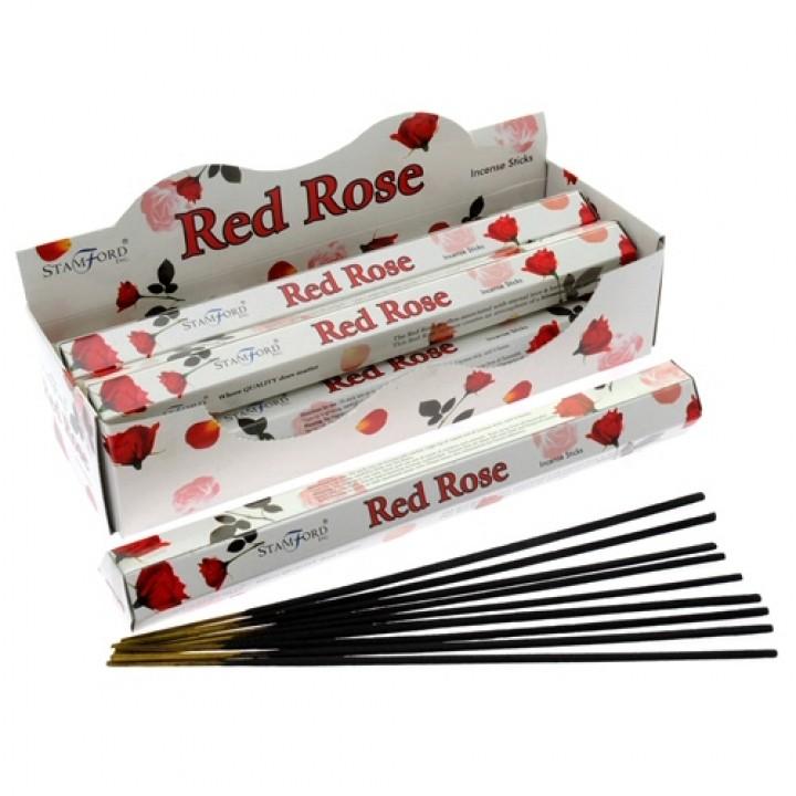 Red Rose Premium Incense