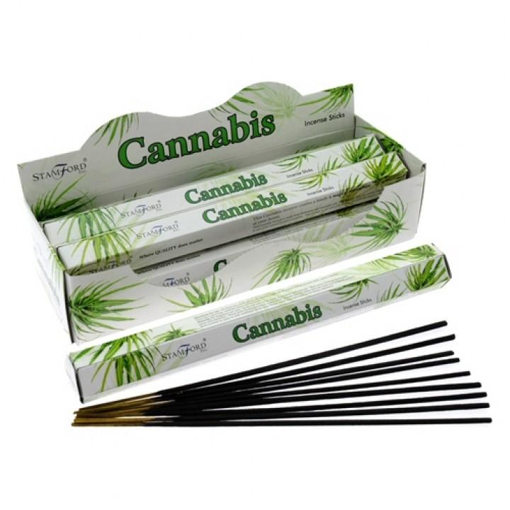 Cannabis Premium Incense