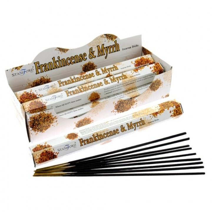 Frankincense and Myrrh Premium Incense