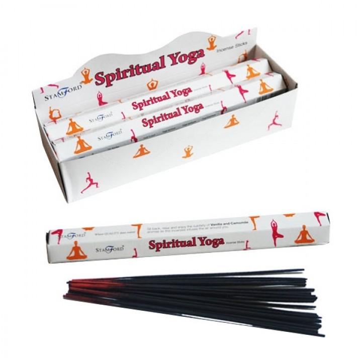 Spiritual Yoga Premium Incense