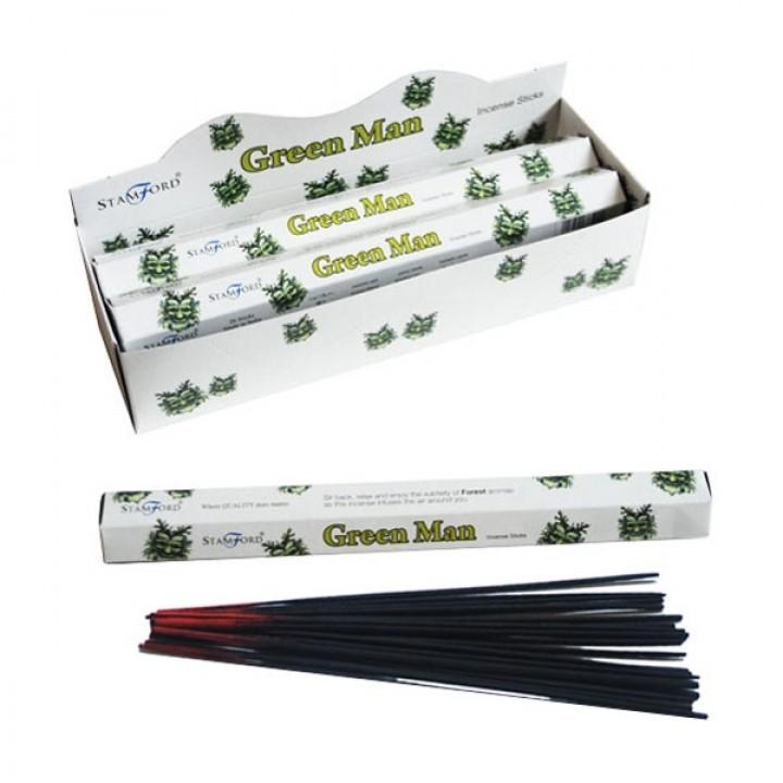 Green Man Premium Incense