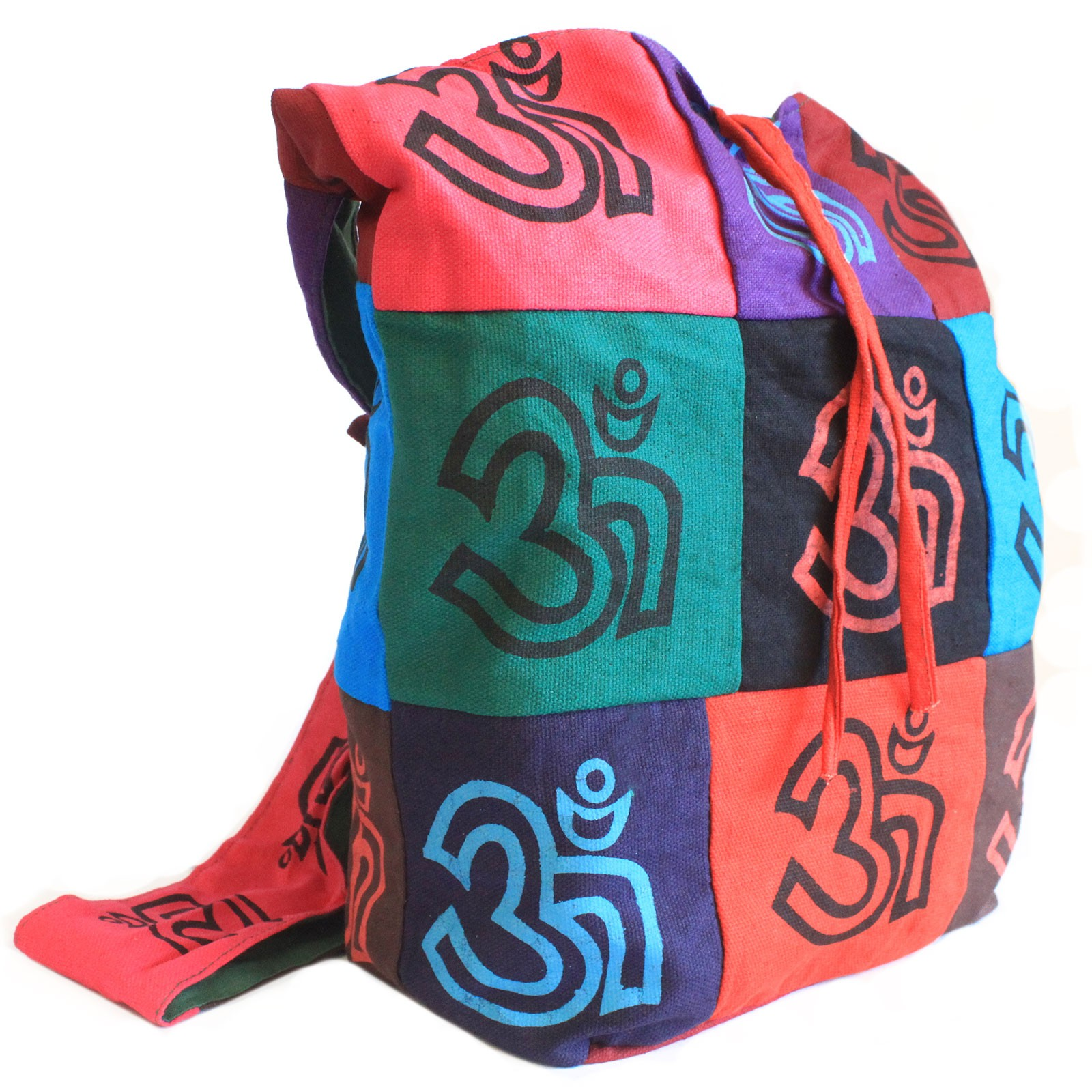 Cotton Patch Sling Bags OM