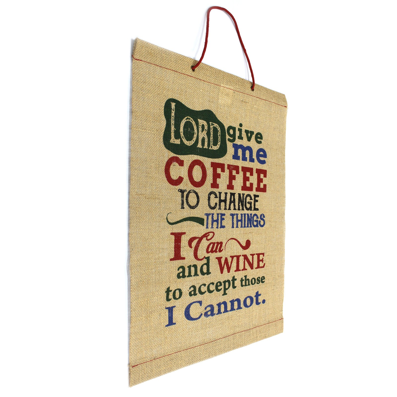 Wise Words Lord Give Me Coffee