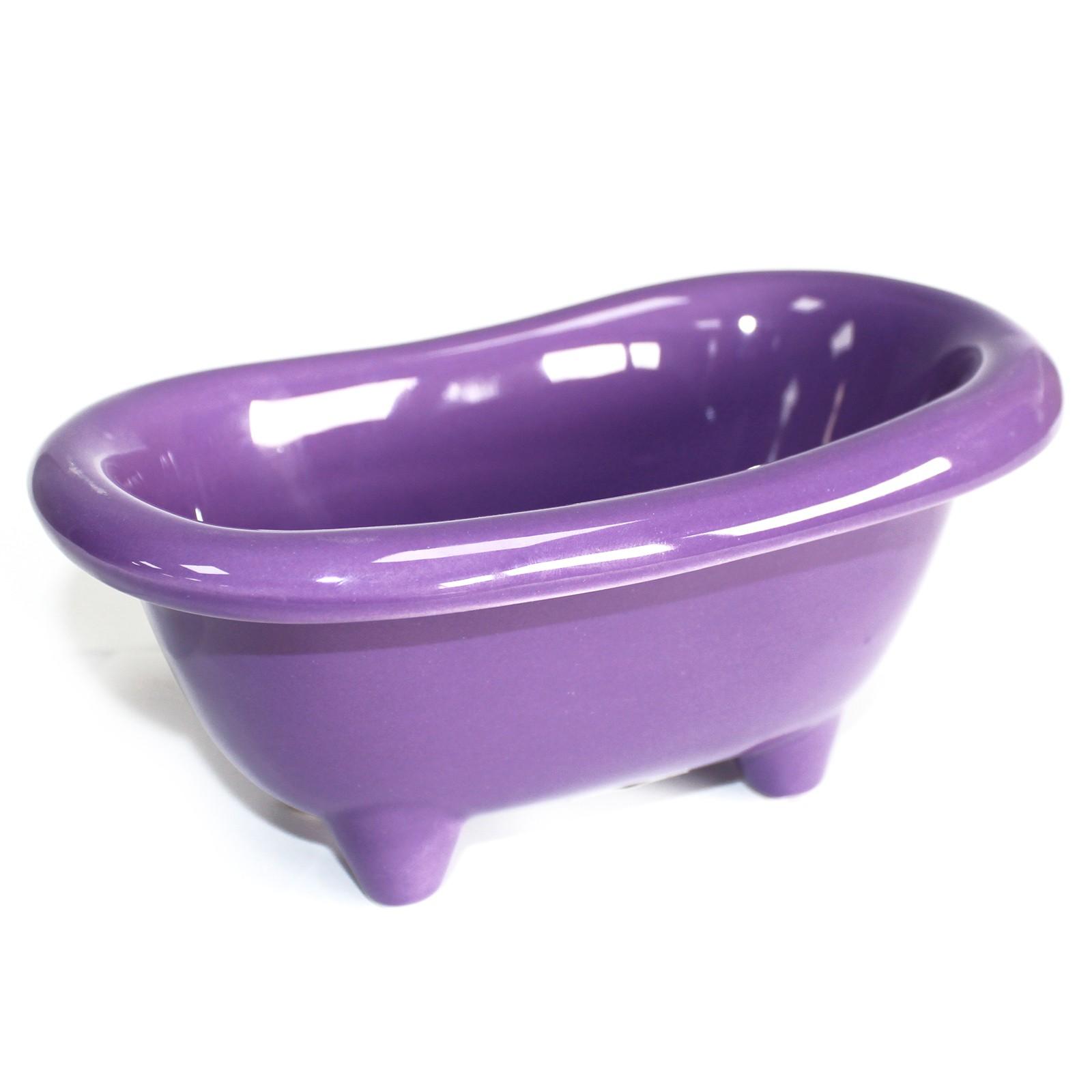 Ceramic Mini Bath Lavender