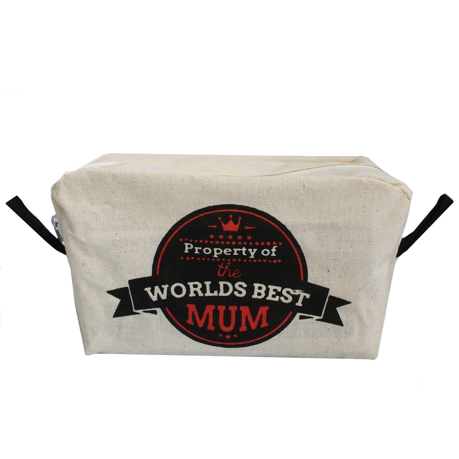 Toiletry Bag Worlds Best Mum