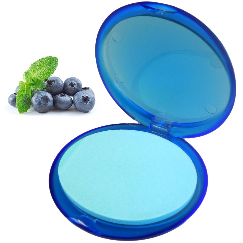 Paper Soaps Blueberry