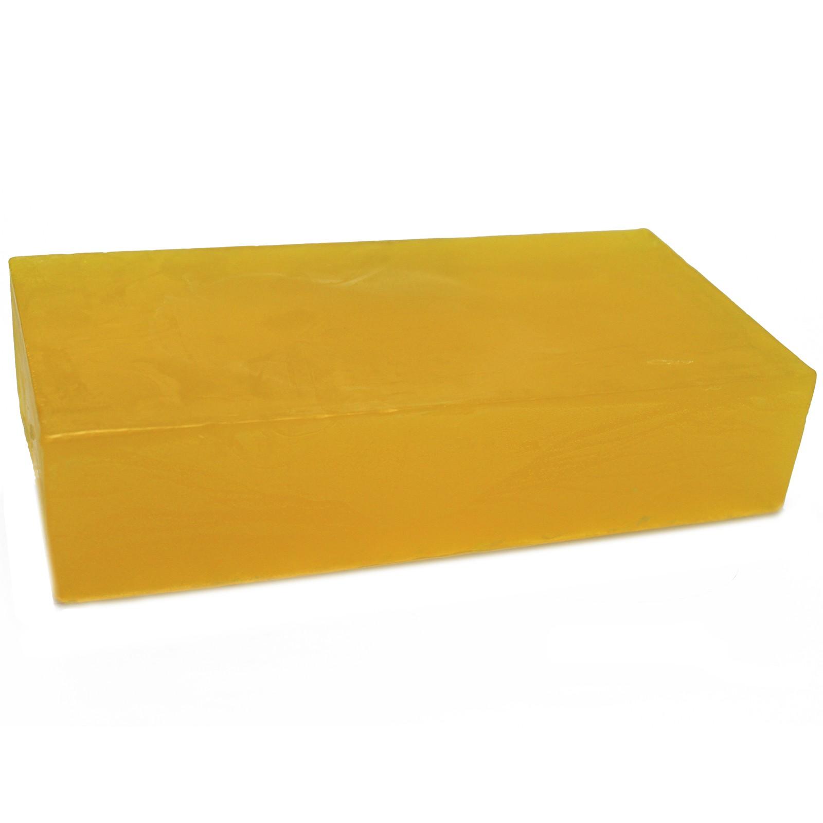 Lemon Essential Oil Soap Loaf 2kg