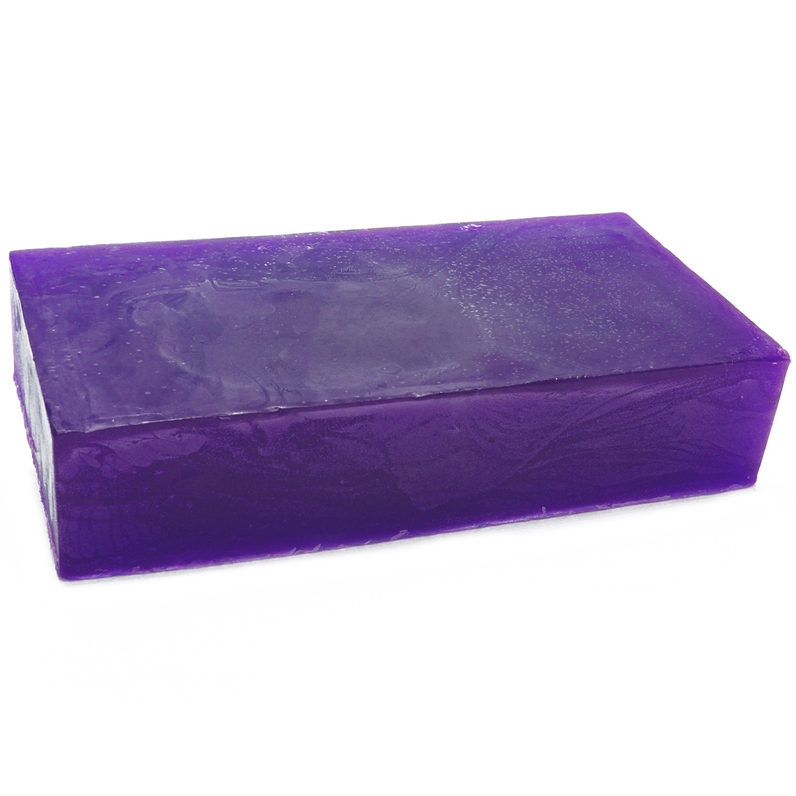 Geranium Essential Oil Soap Loaf 2kg