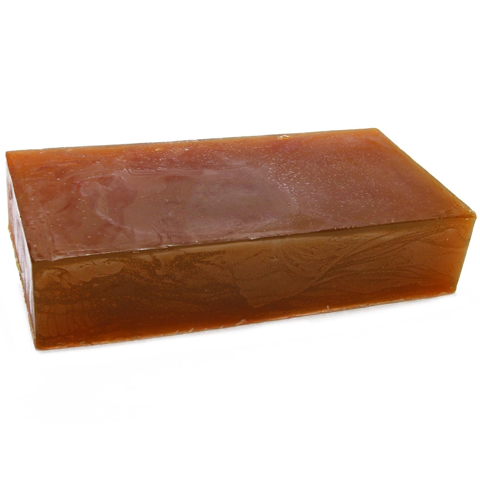 Ginger and Clove Essential Oil Soap Loaf 2kg