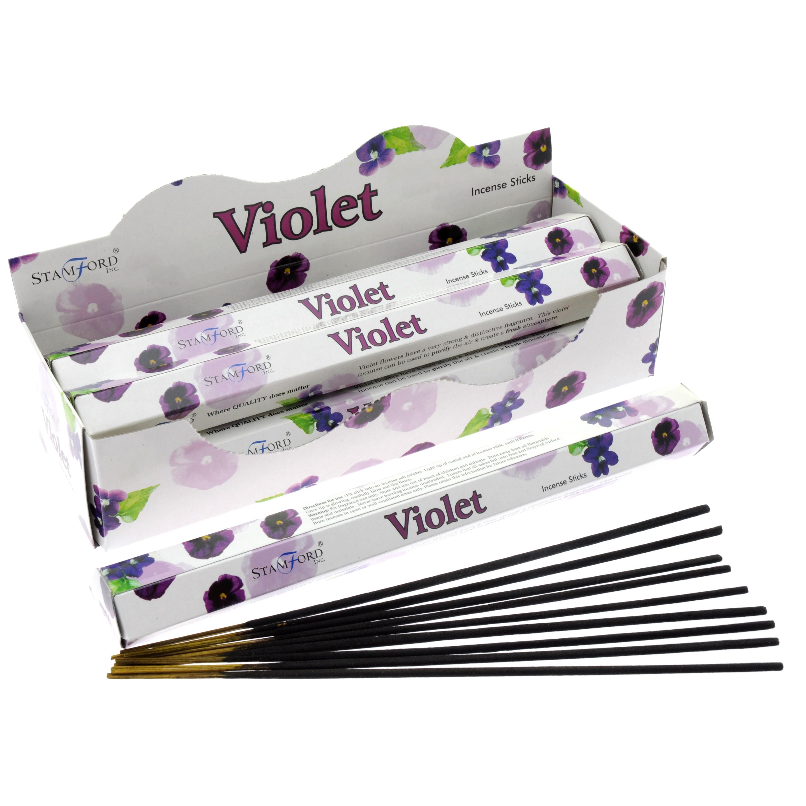 Violet Premium Incense