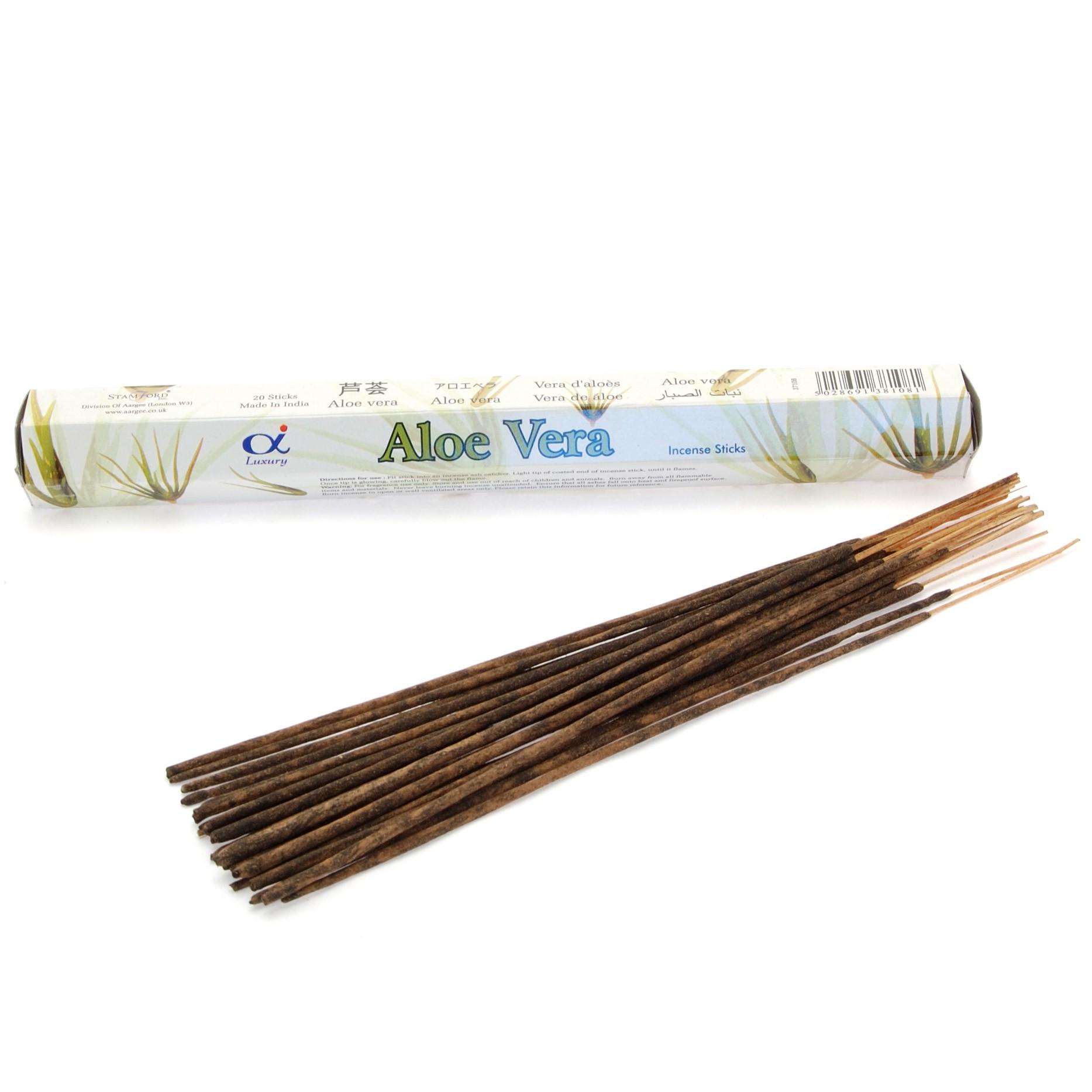 Aloe Vera Premium Incense