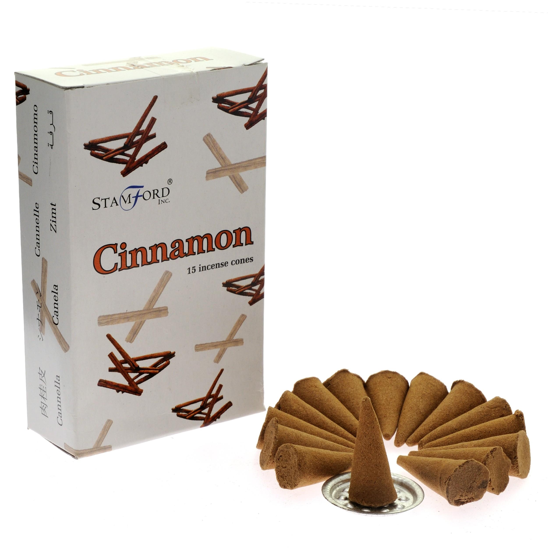 Cinnamon Cones