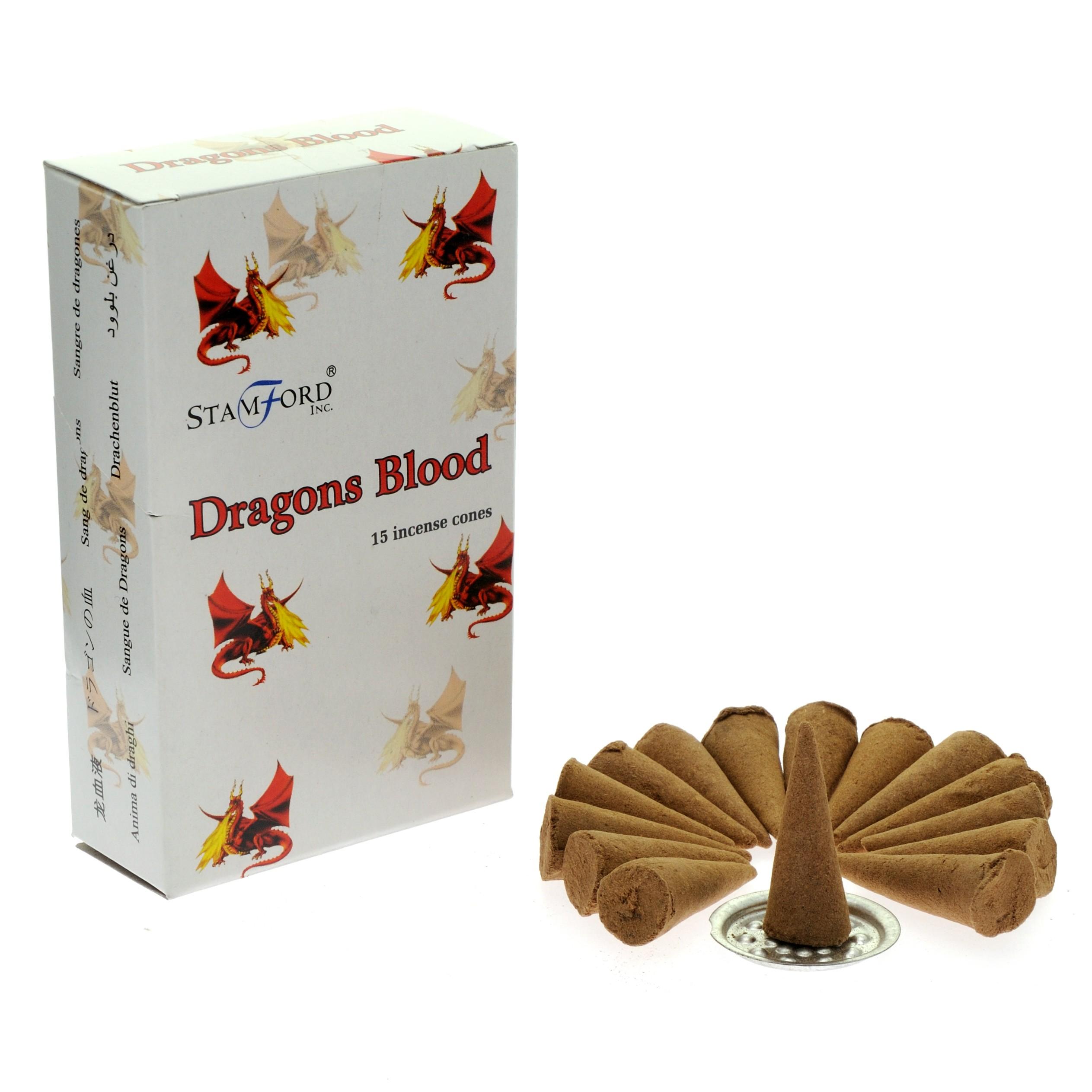 Dragons Blood Cones