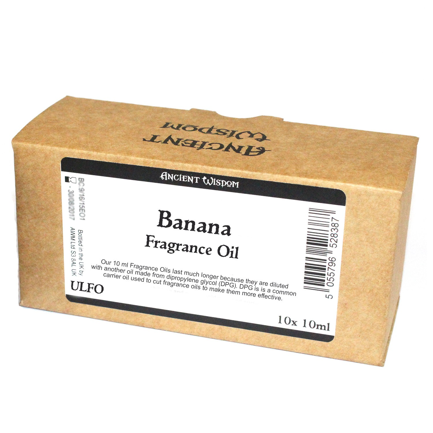 Banana Fragrance Oil UNLABELLED
