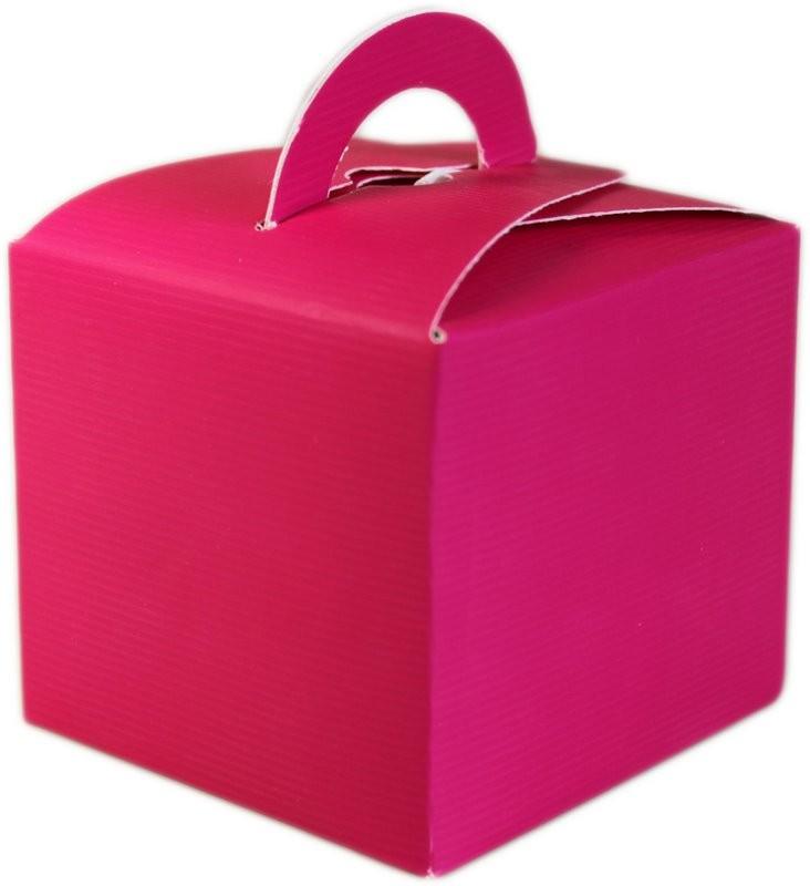 Mini Gift Boxes Fuchsia