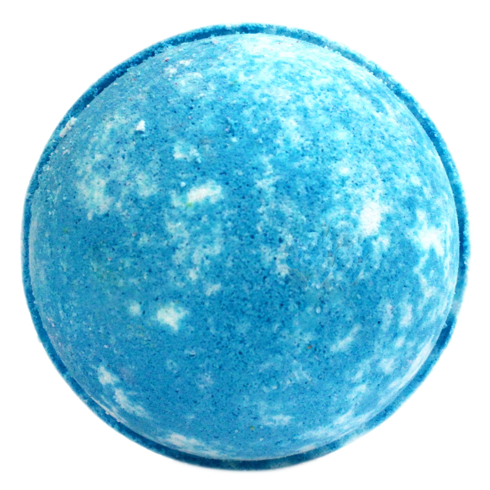 Angel Delight Bath Bomb Blue and White