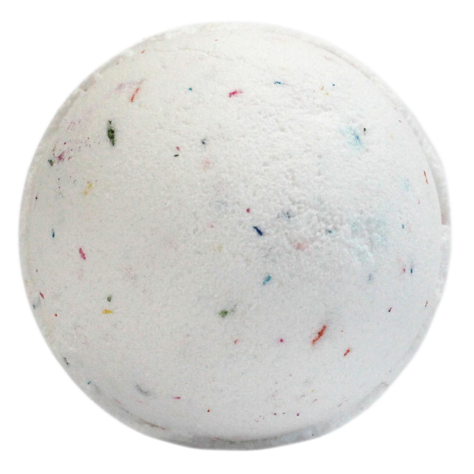 Tutti Fruiti Bath Bomb White and Multi