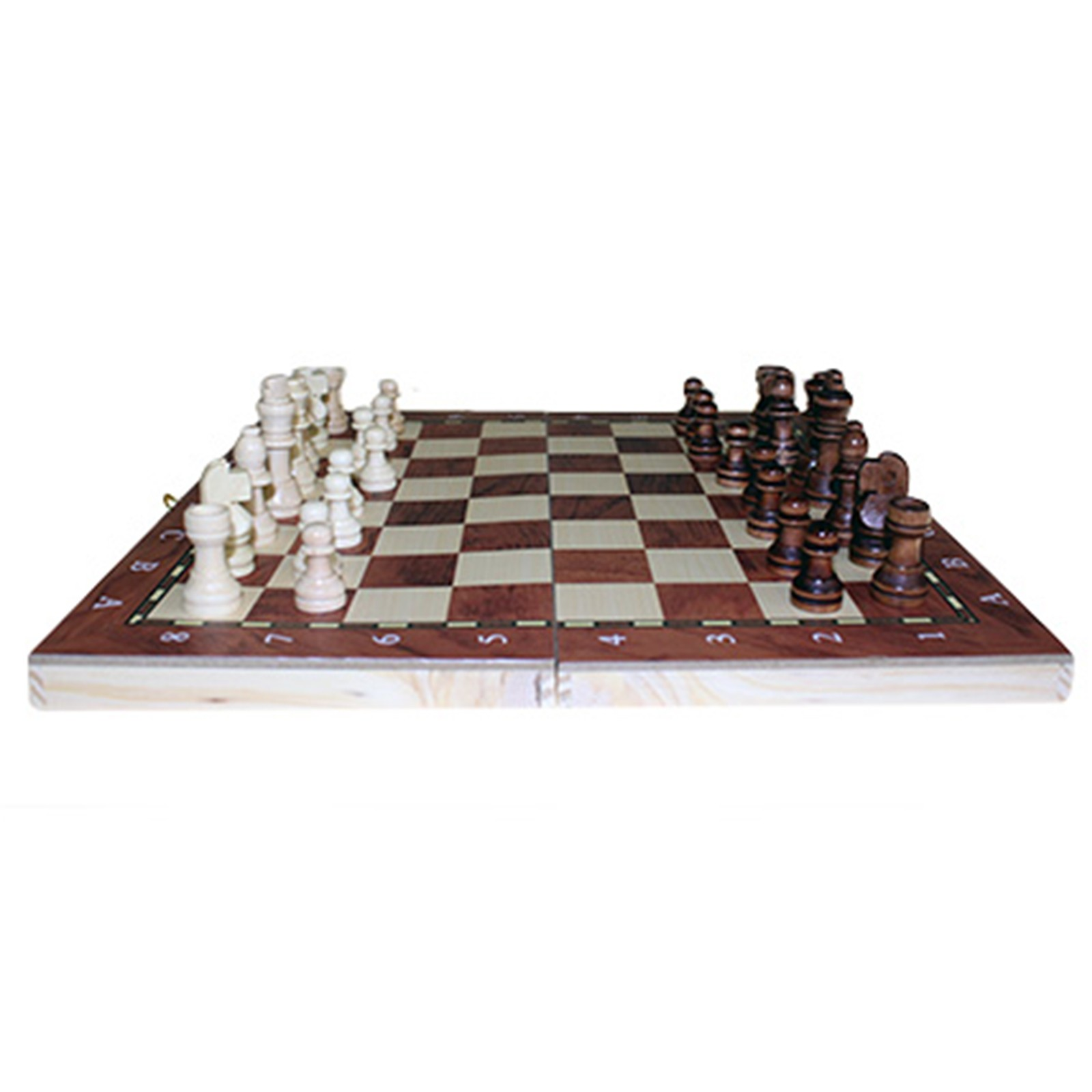 School Chess & Backgammon 29cm