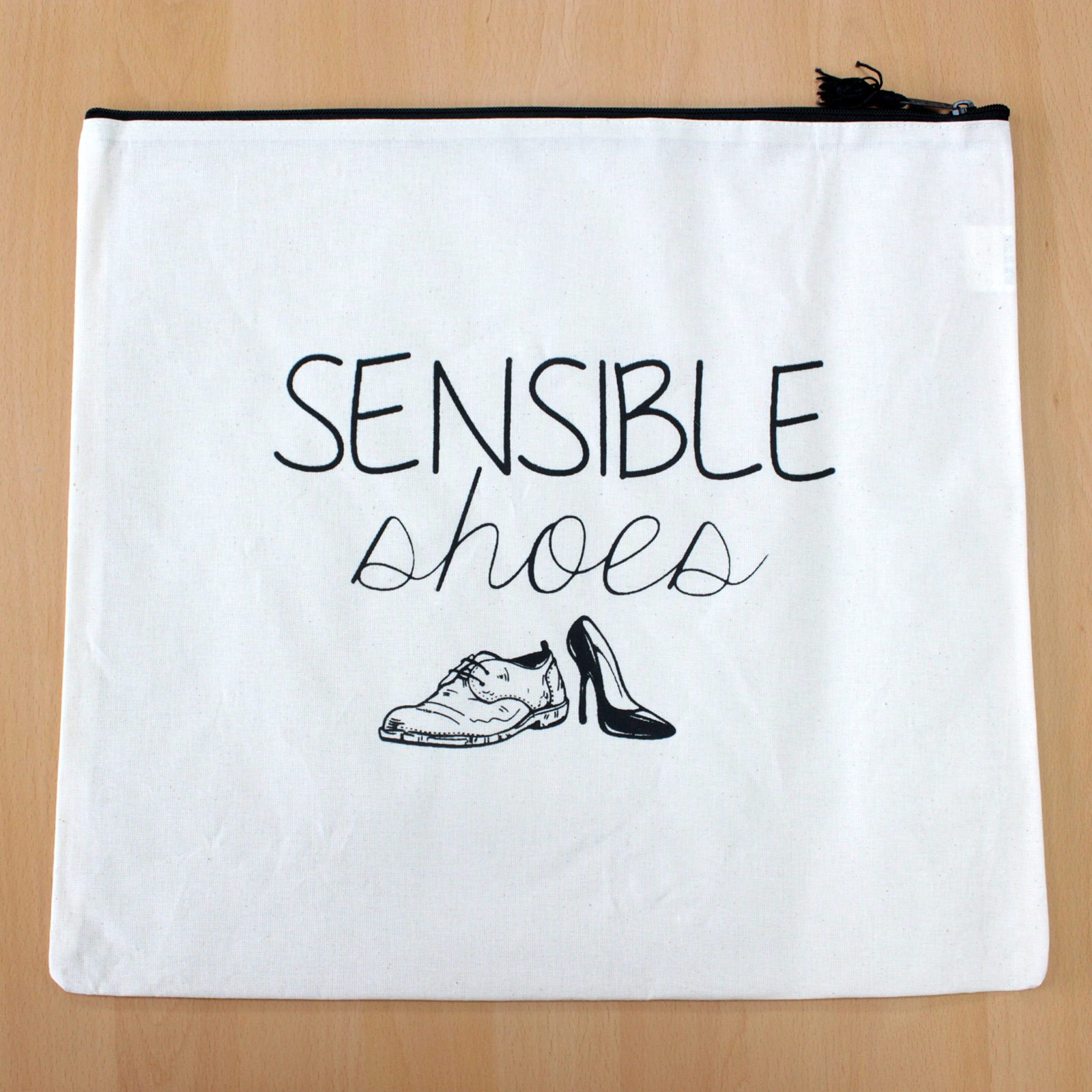 Get Organised Sack Sensible Shoes